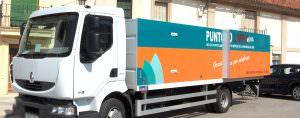 Puntos limpios fijos y móviles en la provincia de Jaén