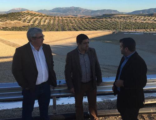 El nuevo vaso de vertido de la planta Jaén-Sierra Sur garantiza el tratamiento y la eliminación de basura a 322.000 jiennenses.
