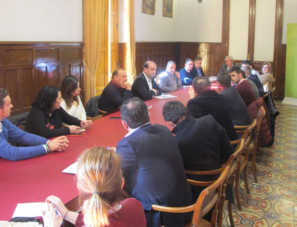 Diputación invertirá más de 587.000 euros en la mejora de contenedores de 20 municipios jiennenses