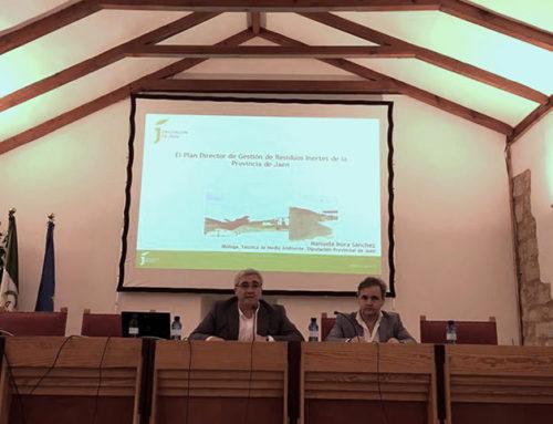 Bartolomé Cruz inaugura una jornada sobre gestión de residuos de la construcción y la demolición