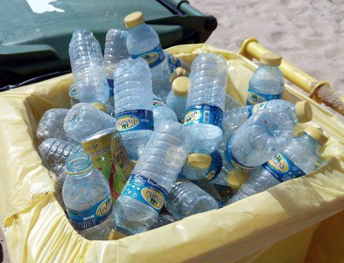 Los hogares españoles reciclaron más de 520.000 toneladas de envases de plástico el año pasado