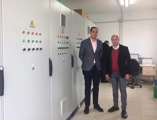 Diputación pone en marcha en Arjona la quinta Planta de Tratamiento de Residuos de la Construcción de la provincia