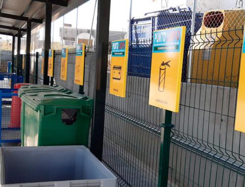 El Punto Limpio de Torredonjimeno abre sus puertas