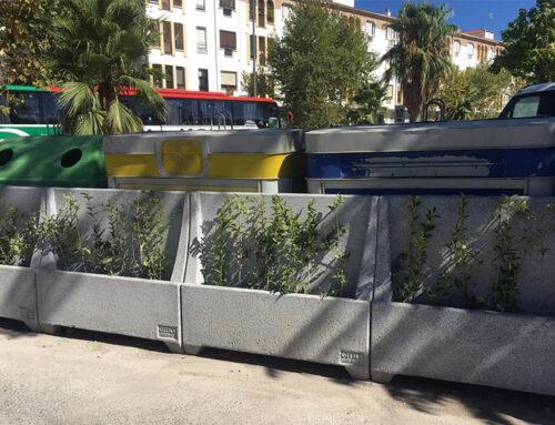 Diputación destina 600.000 euros para embellecer las zonas de instalación de contenedores de 62 municipios